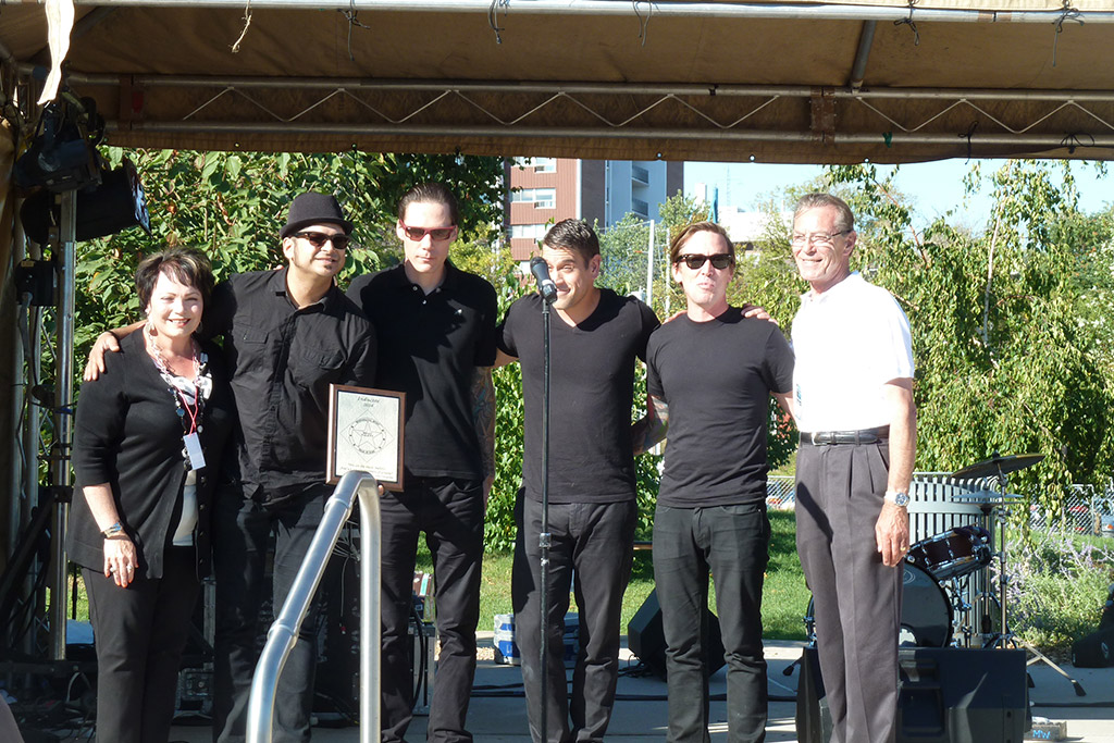 Mississauga Music Walk of Fame